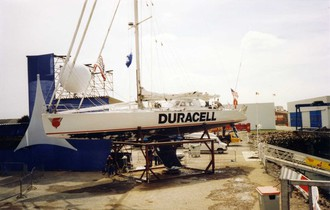 Vendee Globe Challenge 1989-1990 - Mike Plant