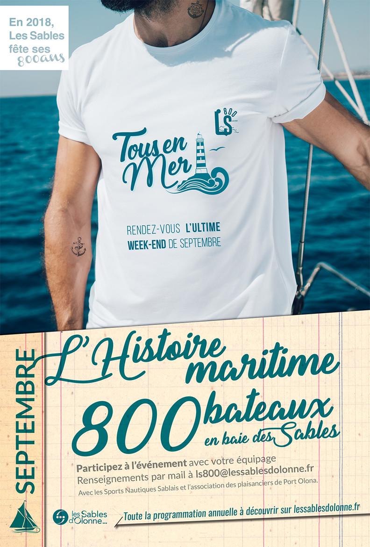 acheter bien magasiner pour l'original authentique SEPTEMBRE : L'histoire maritime