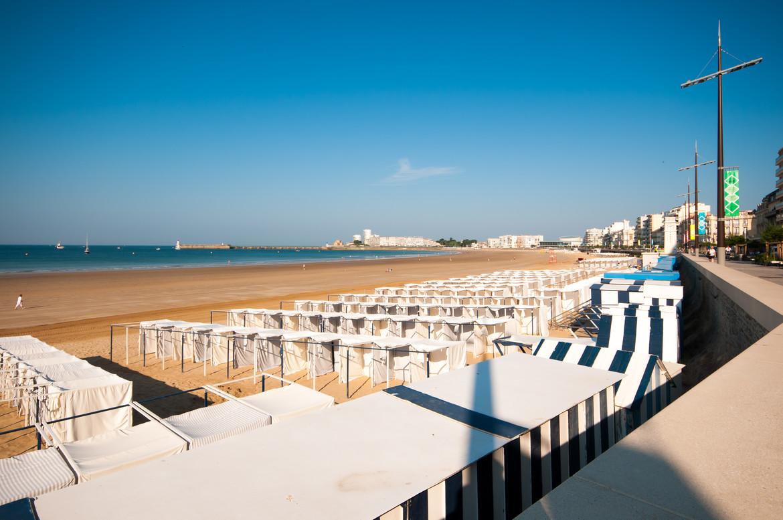 Littoral et plages les sables d 39 olonne la ville du for Piscine sables d olonne
