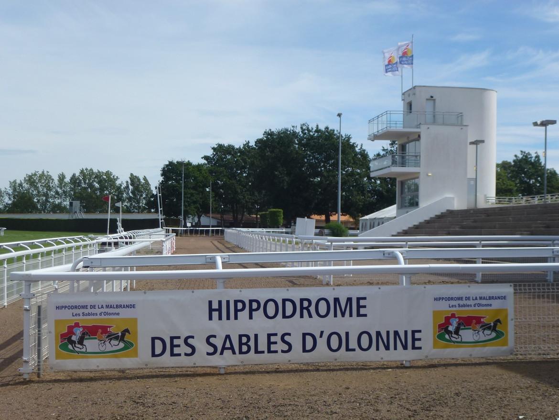 L'Hippodrome de la Malbrande
