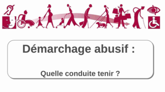 Démarchage abusif